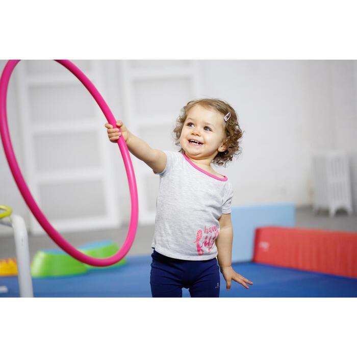 Lotx2 Legging 100 Baby Gym fille imprimé - 1231018