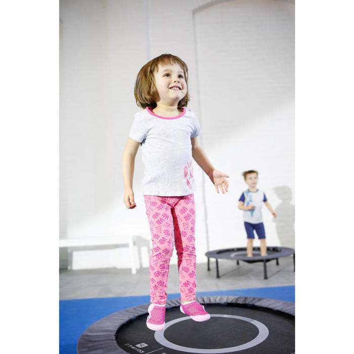 Lotx2 Legging 100 Baby Gym fille imprimé - 1231021