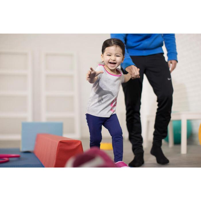 Lotx2 Legging 100 Baby Gym fille imprimé - 1231033