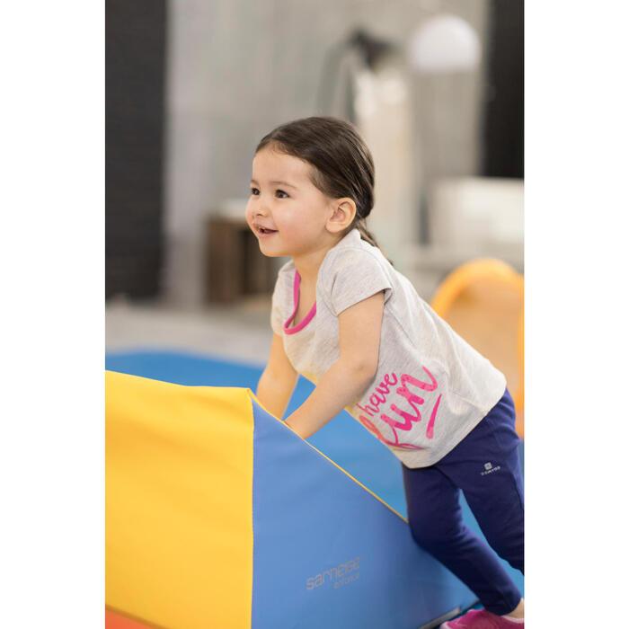 Lotx2 Legging 100 Baby Gym fille imprimé - 1231038