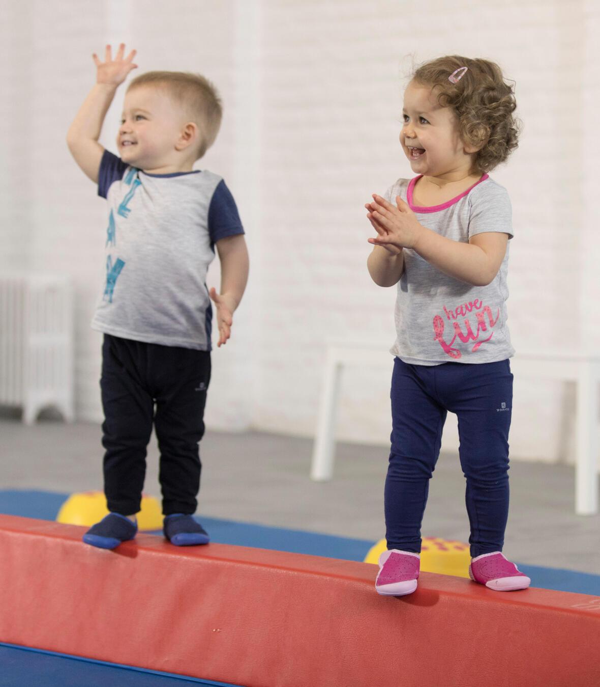 la babygym une activité physique parfaite pour les tout petits