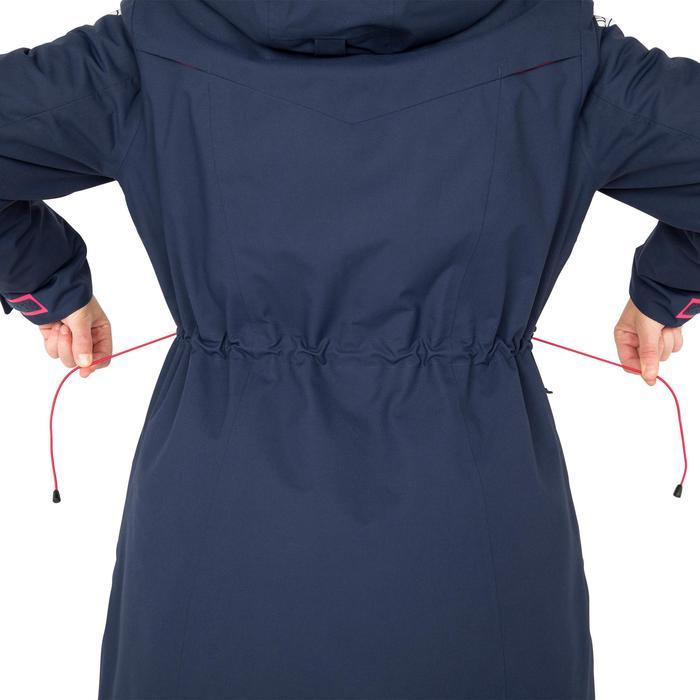 Veste voile femme 500 bleu