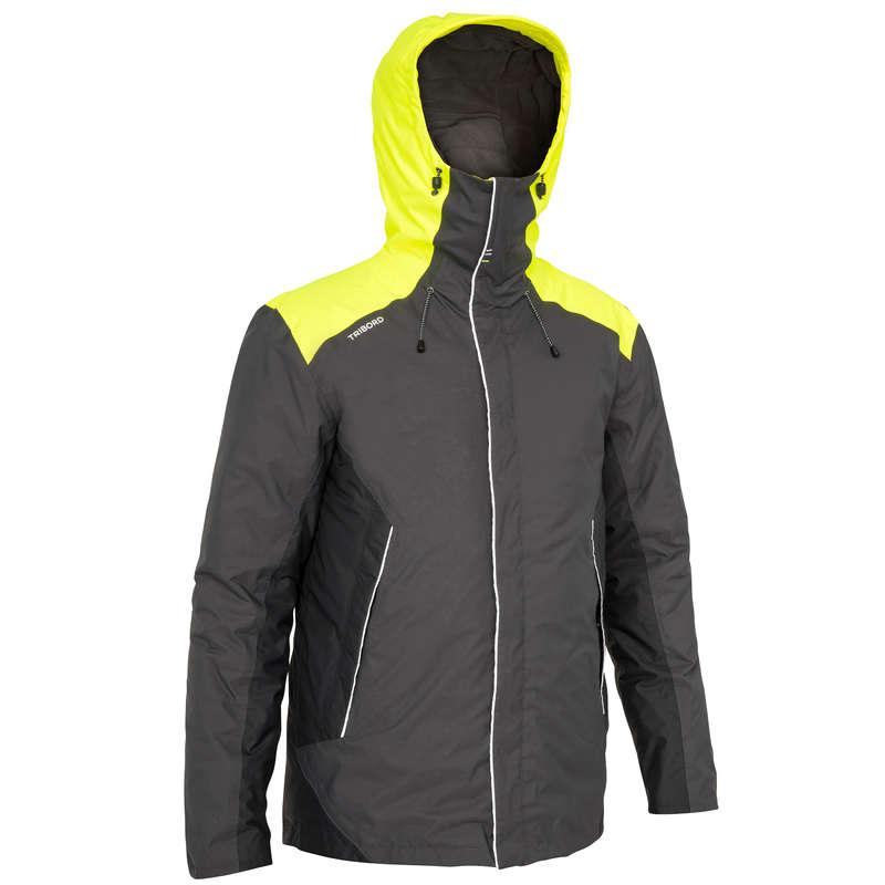 Férfi téli kabát Hajózás, dingi, windsurf - Férfi viharkabát 100-as TRIBORD - Vizisportok - OLAIAN, ITIWIT, ORAO, SUBEA