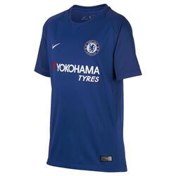 Camiseta de fútbol niños réplica Chelsea local azul