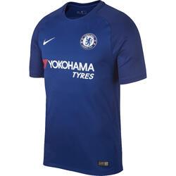 Voetbalshirt Chelsea thuisshirt 17/18 voor volwassenen blauw