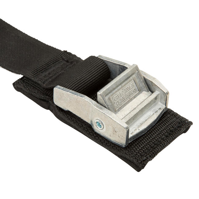 TRANSPORT STRAPS FOR KAYAK, STAND-UP PADDLE AND SURFBOARD