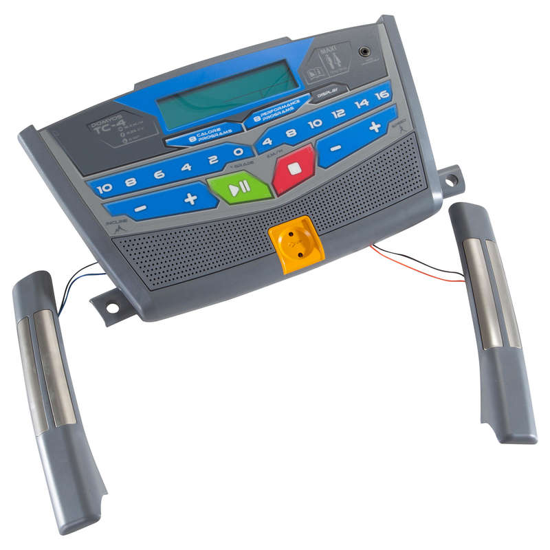 ELECTRONICS TREADMILL Fitness and Gym - Console DOMYOS - Gym Equipment Repair BLACK