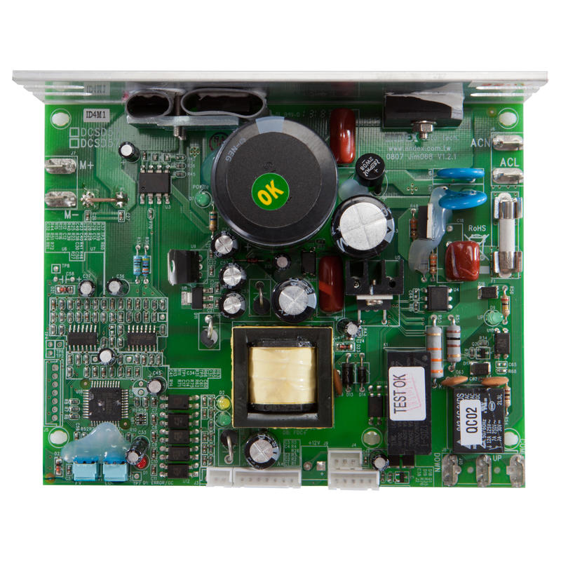 Treadmill Control Board