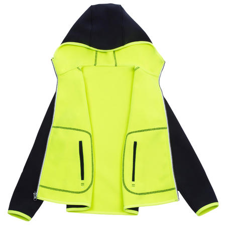 500Sailing Reversible Fleece  - Kids