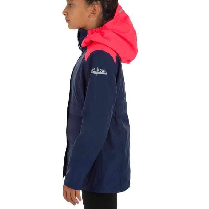 Warme zeiljas 100 voor meisjes roze/blauw