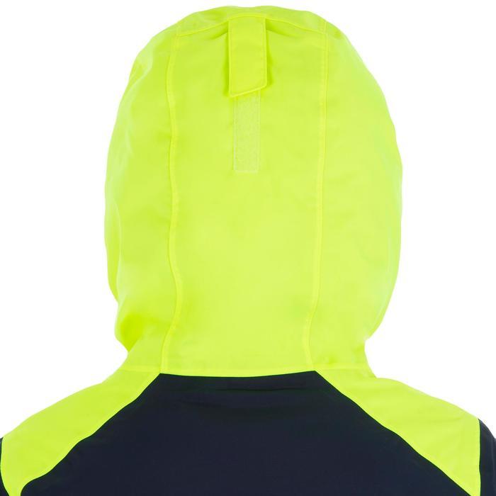 Warme zeiljas 100 voor jongens blauw / geel