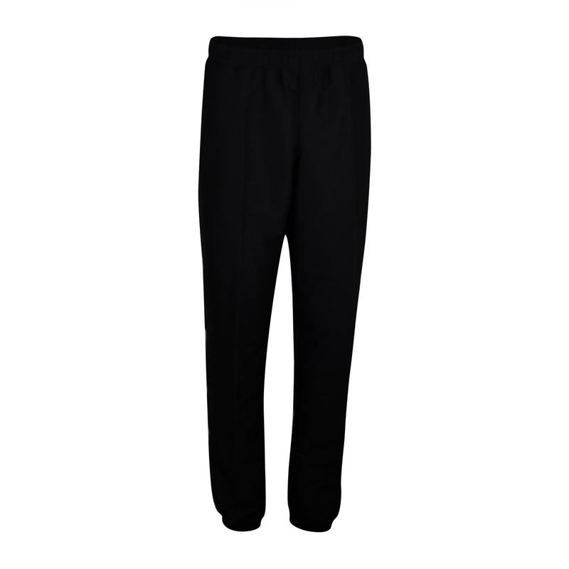 Men's Non-Stretchable Tracksuit Pant - Black