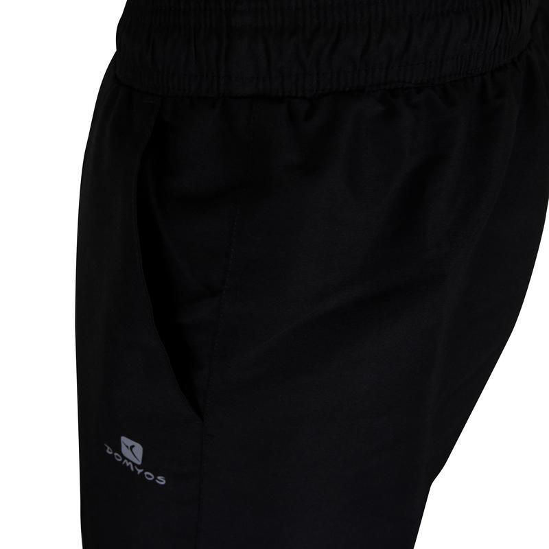 miglior sito web fb3f4 9971b Abbigliamento uomo - Pantaloni tuta uomo cardio fitness FPA100 neri