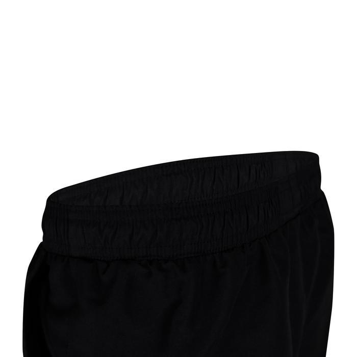 Pantalón de chándal fitness cardio hombre negro FPA100