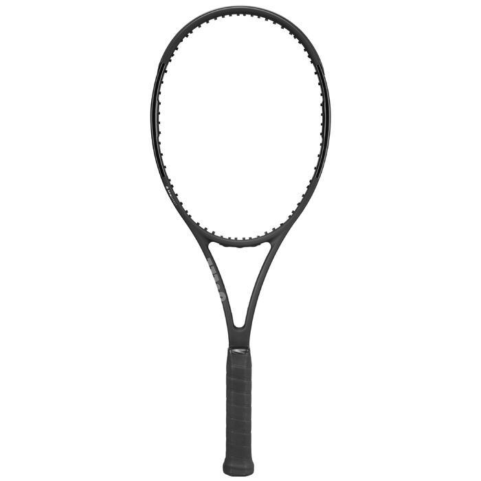 Tennisracket voor volwassenen Pro Staff 97LS zwart