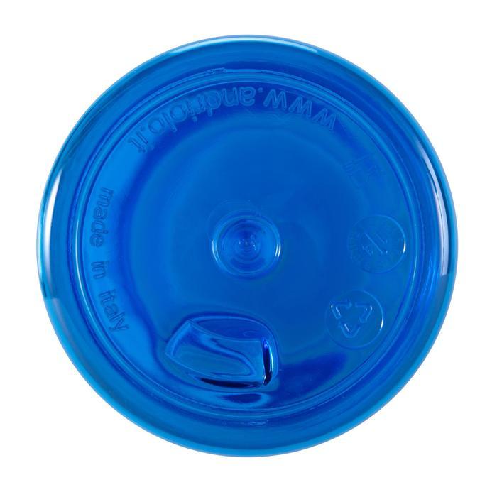 Drinkbus voor de fitness 750 ml blauw