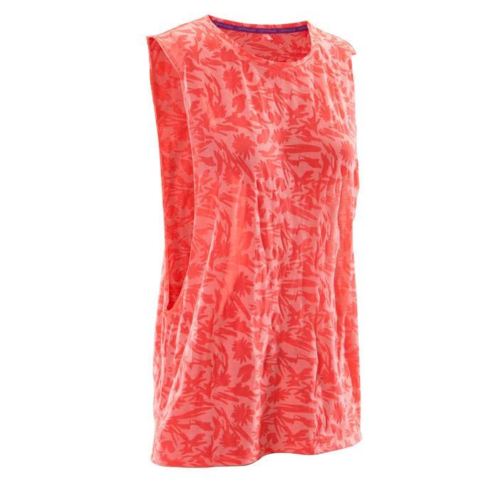 T shirt sans manche danse femme - 1232212