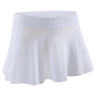 48e61da8b6d9 Girls' Voile Ballet Skirt - White