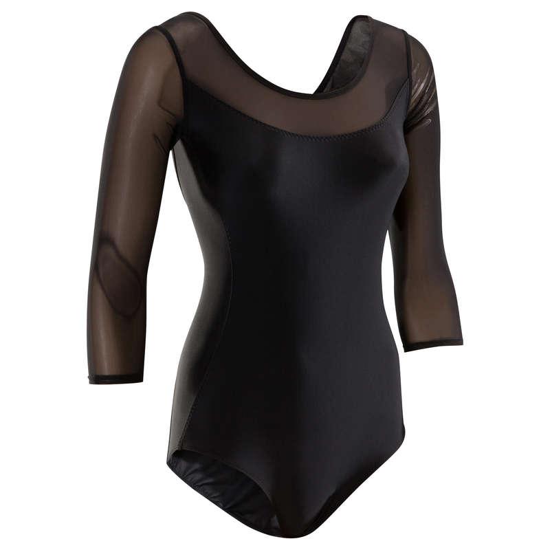 KOSTIUMY, ODZIEŻ DO TAŃCA KLASYCZNEGO DAMSKA Taniec, Gimnastyka - Kostium taniec klasyczny DOMYOS - Odzież baletowa