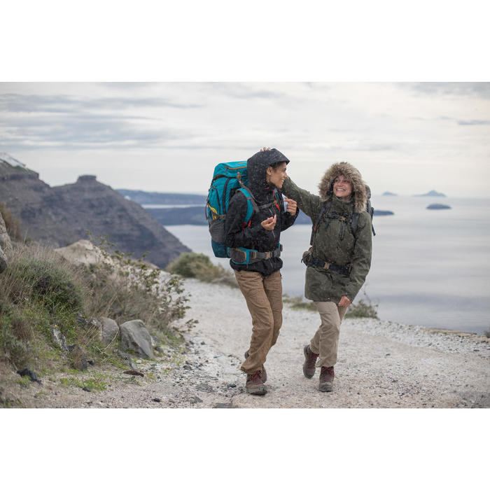 Pantalon Trekking arpenaz 500 femme - 1232416