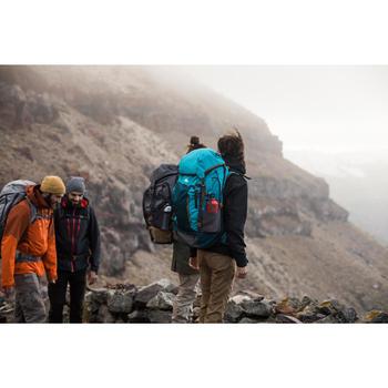 Backpacking Rucksack Travel 500 50 Liter abschließbar Damen blau