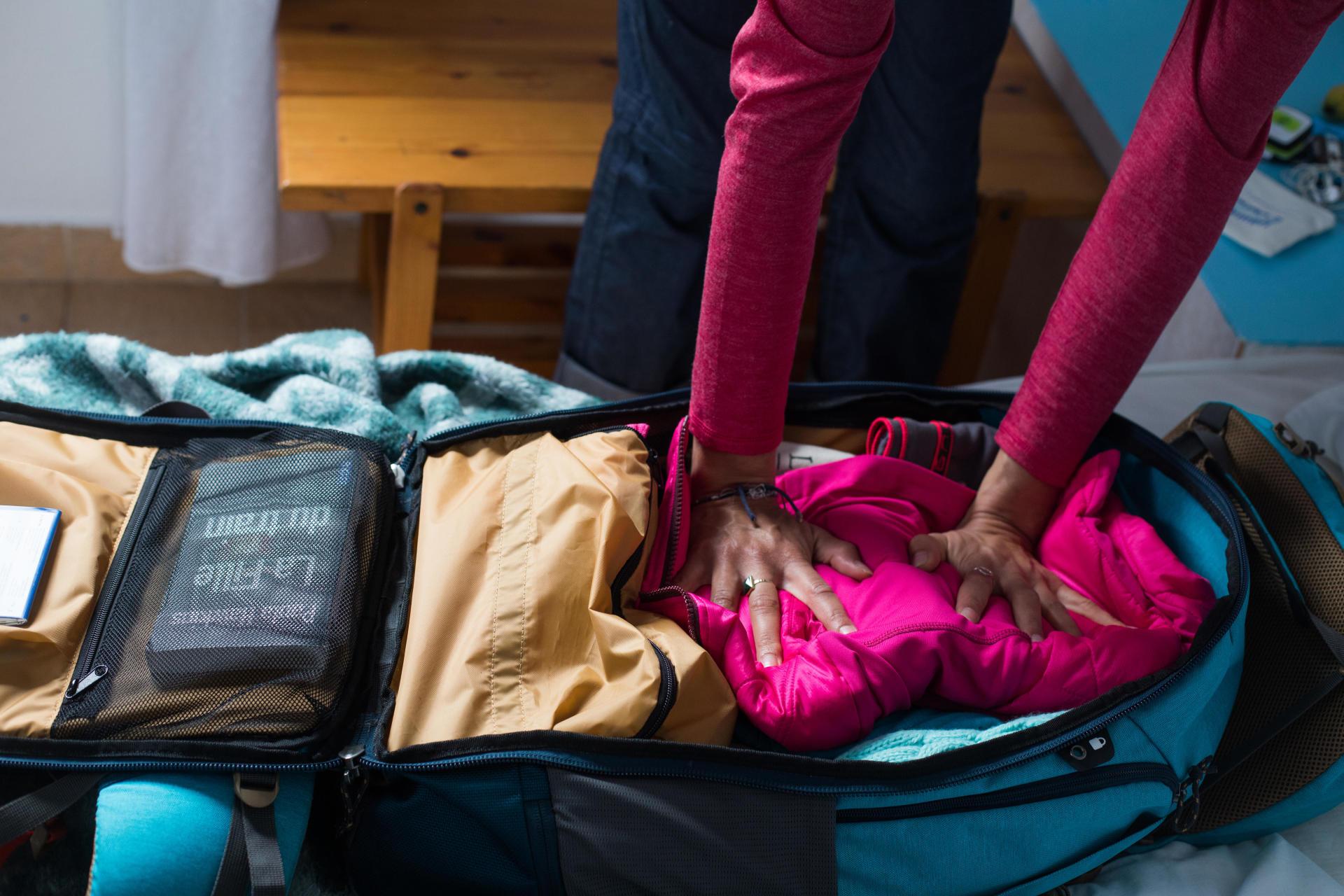 préparer son voyage en sac à dos