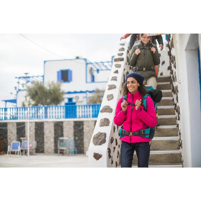 Veste trekking Rainwarm 500 3en1 femme - 1232553