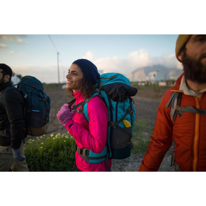 Veste trekking Rainwarm 500 3en1 femme - 1232564