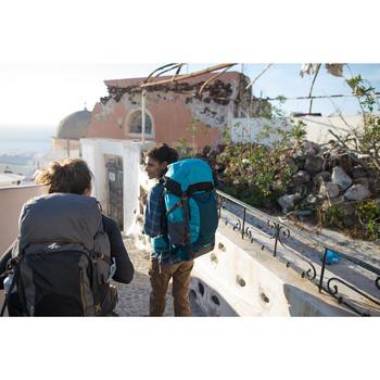 Backpack dames Travel 500 50 liter blauw