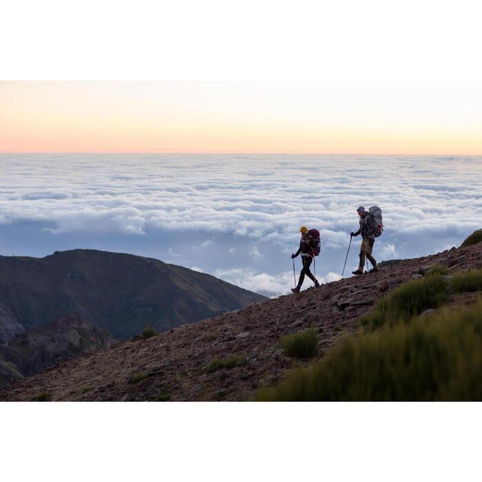 Veste trekking Windwarm 500 softshell femme - 1232749