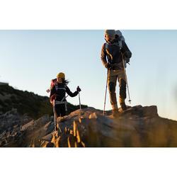 Pantalón de Montaña y Trekking Forclaz Trek 900 Hombre Marrón