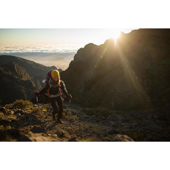 Veste trekking Windwarm 500 softshell femme - 1232759