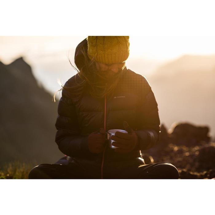 Doudoune trekking Top-warm femme - 1232760
