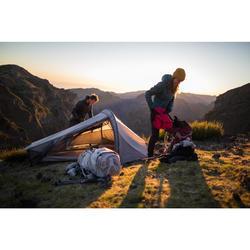 Easyfit Women's Mountain Trekking 50L Backpack - Purple