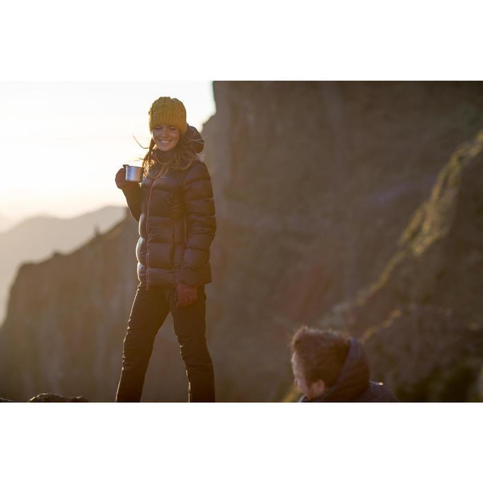 Gants trekking montagne TREK 500 adulte Bleu marine