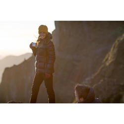 Guantes trekking montaña TREK 500 adulto Azul marino