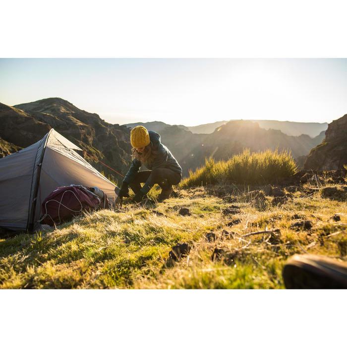 Guantes trekking montaña TREK 500 adulto negro