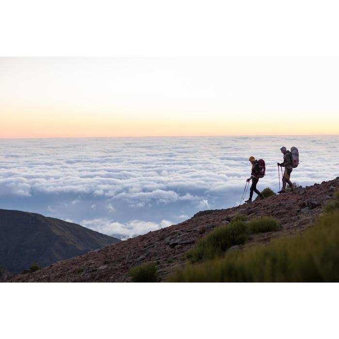 Veste trekking Windwarm 500 softshell femme - 1232792