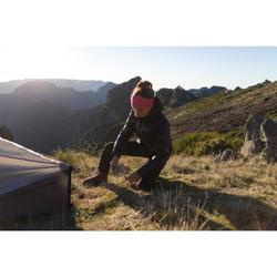 Trekkingzelt Quickhiker Ultralight 2 Personen hellgrau
