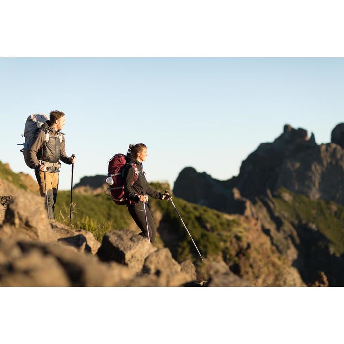 Veste trekking Windwarm 500 softshell femme - 1232802