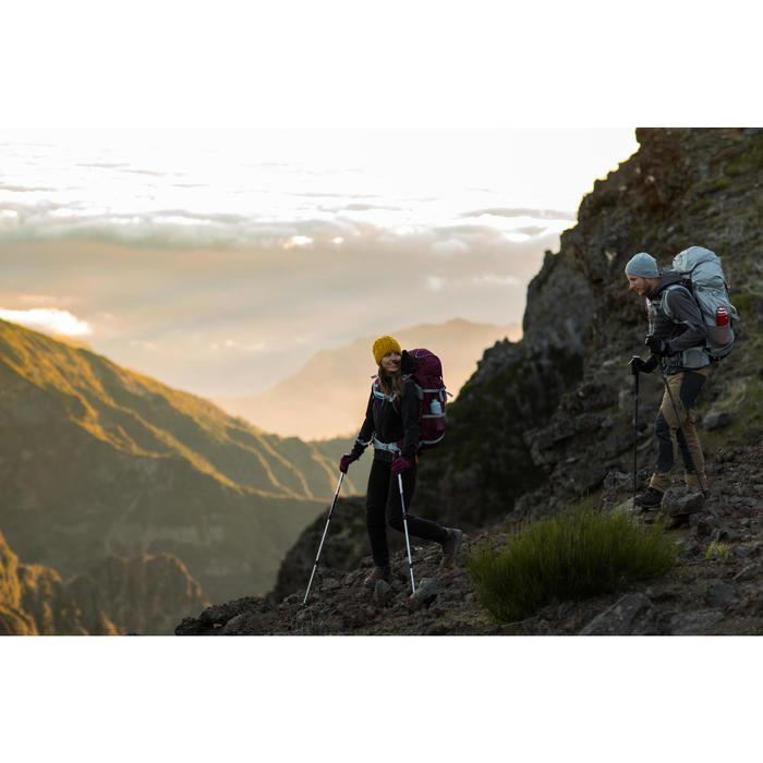 Veste trekking Windwarm 500 softshell femme - 1232805