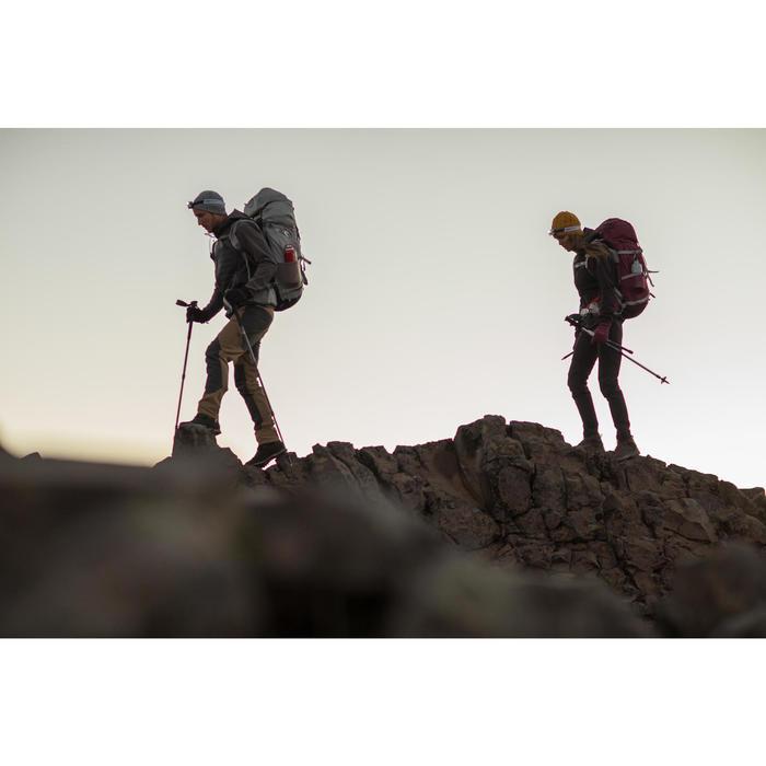 Veste trekking Windwarm 500 softshell femme - 1232819