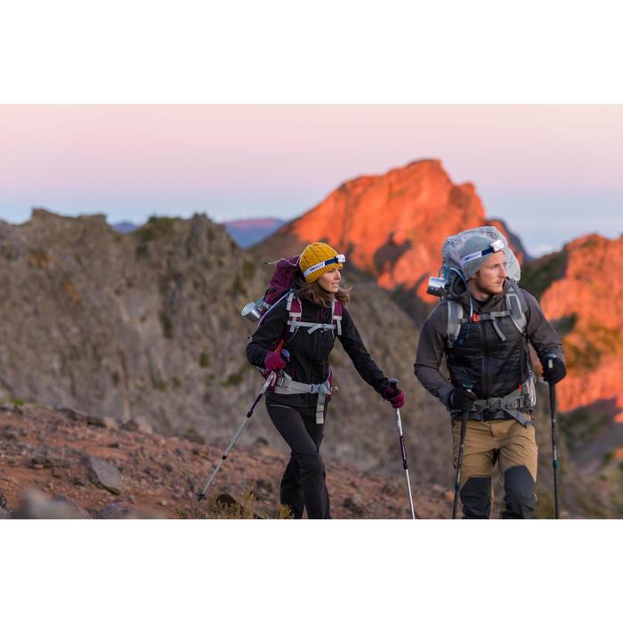 Veste trekking Windwarm 500 softshell femme - 1232847
