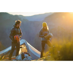 Chaqueta acolchada de trekking X-Light hombre negro