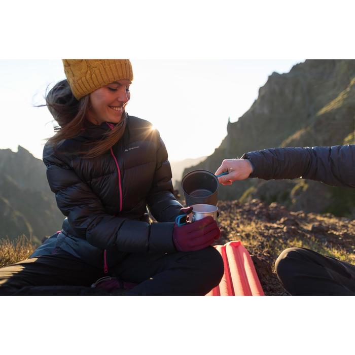 Doudoune trekking Top-warm femme - 1232851