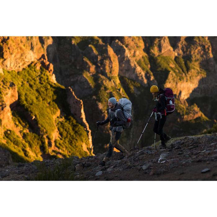 Veste softshell TREKKING montagne TREK 900 HYBRID homme - 1232852