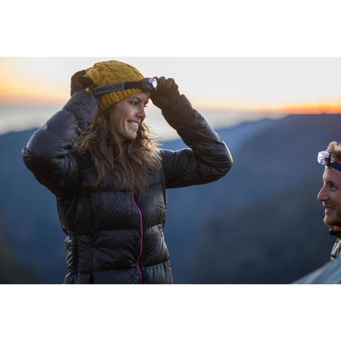 Adult Mountain Trekking Gloves TREK 500 - Black