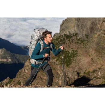 T-shirt manches longues trekking Forclaz 900 wool homme - 1232888