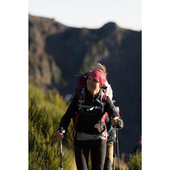 Veste trekking Windwarm 500 softshell femme - 1232891