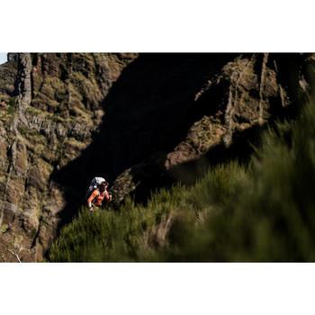T- Shirt manches longues TREKKING montagne TECHWOOL 190 zip homme - 1232898